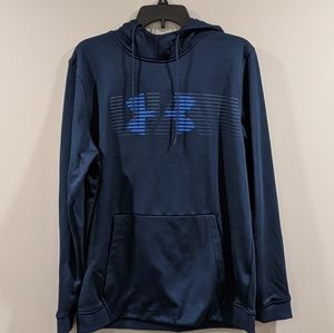 Men's under armour hoodie - Large